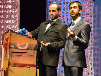 Presentarán en Hermosillo la puesta en escena 'Los Diputados'