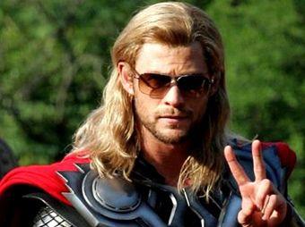 Thor: The Dark World (la película de super héroes más aceptable del año)