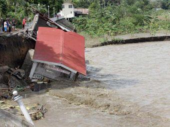 Tifón podría haber matado a 10 mil personas en Filipinas