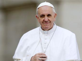 El papa Francisco es el personaje del año para la revista TIME