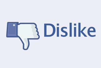 """Facebook prepara su boton """"No Me Gusta"""""""