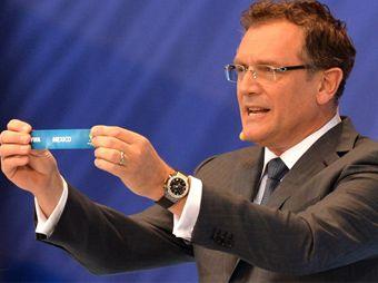 México enfrentará a Brasil, Camerún y Croacia en el Grupo A