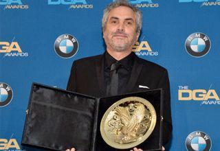 Gana Alfonso Cuarón el premio del Sindicato de Directores
