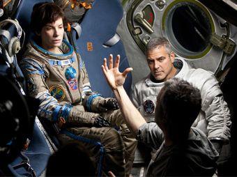 """Recibe """"Gravity"""" de Alfonso Cuarón 10 nominaciones al Oscar"""