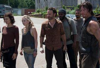 """Habrá """"The Walking Dead"""" para rato"""