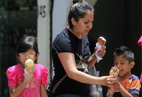 Registró Hermosillo 49.5 grados a la sombra; la más alta en su historia