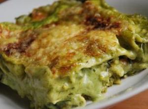 El Chef Juan Francisco Arias nos da la receta para preparar una deliciosa lasaña vegetariana