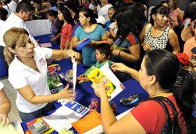 Descuentos de hasta 70% en el Bazar Escolar el próximo sábado