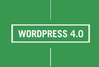 Wordpress actualiza a la versión 4.0