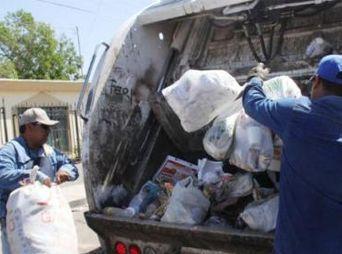 La dirección de Servicios Públicos Municipales, anunció que no habrá recolección de basura en Hermosillo el 25 de diciembre y primero de enero.