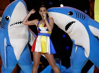 Revive la presentación de Katy Perry en el Super Bowl