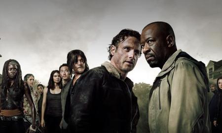 Confirmada séptima temporada de The Walking Dead
