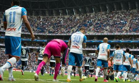 Resumen: Goles de Cruz Azul vs Monterrey