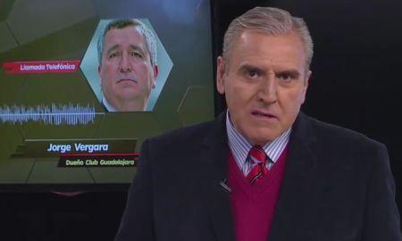 Vídeo: La pelea entre Jorge Vergara y Carlos Albert