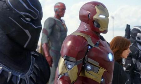 Este es el segundo avance de Capitán América: Civil War
