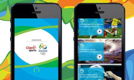 Te decimos cómo ver los Juegos Olímpicos en el celular