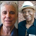 Survivors of Solitary Confinement, from left: Laura Whitehorn, Robert King Wilkerson. Source: American Friends Service Committee www.afsc.org/stopmax