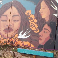 East Oakland Mural honors women effected by violence