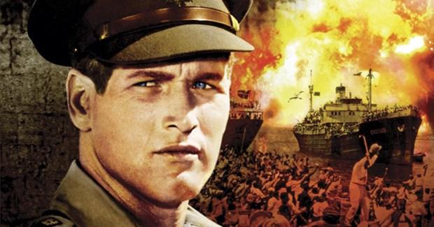 """""""Éxodo"""", dirigida por Otto Preminger (1960)"""