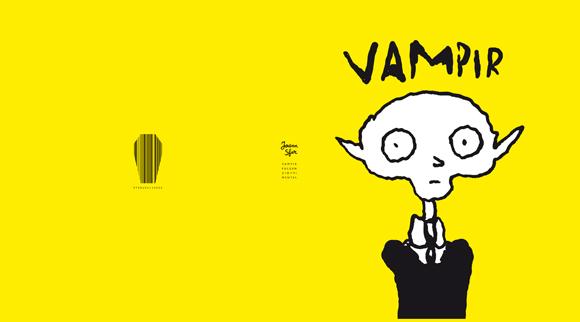 """Vampir"" de Joann Sfar, con Alicia Perris"