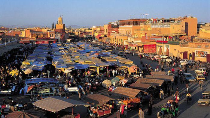 Encuentro por la Tolerancia y contra el Antisemitismo en Marruecos, con Kim Stoller
