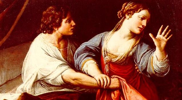 La reencarnación de la esposa e hijos del rey David: Mijal, Amnón y Tamar