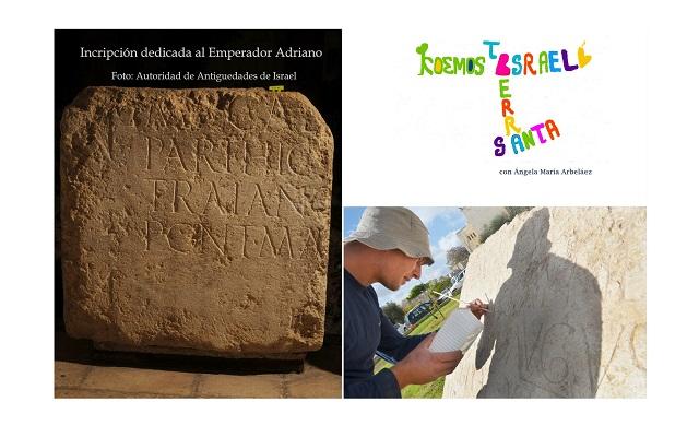 Autoridad de Antigüedades de Israel & Benjamín Núñez: el Cura amigo de Israel, con Rodrigo Carreras, embajador de Costa Rica