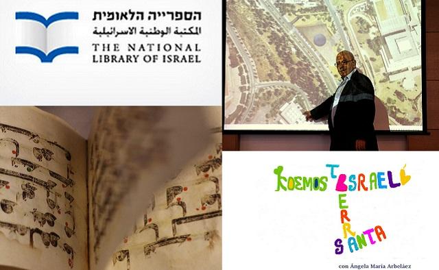Preservando el pasado, creando el futuro: Biblioteca Nacional de Israel, diálogo