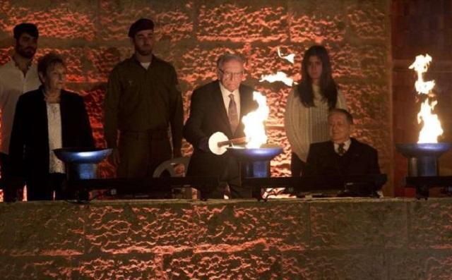 Sin Israel no hay Holocausto