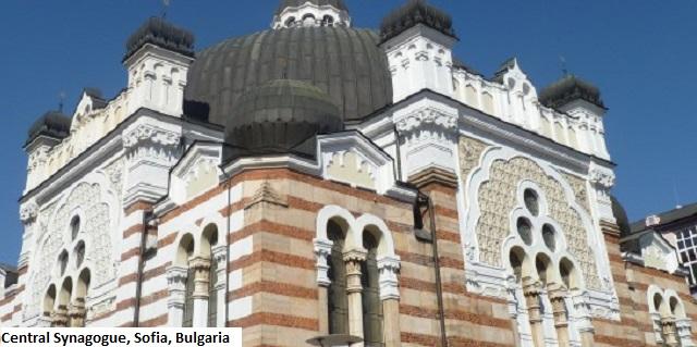 Dr. Marcel Israel:  Sephardic Jews in Bulgaria