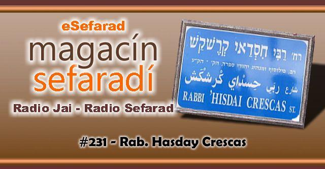 Rab Hasday Crescas