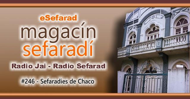 Sefardíes de Chaco