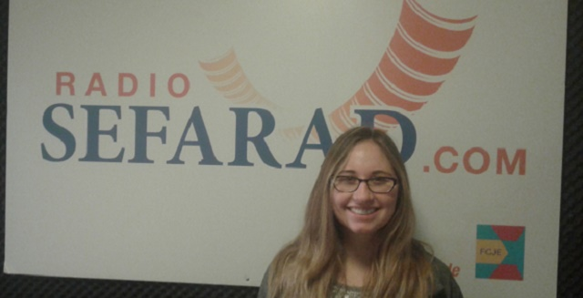 Laurel Zehnder, Intern at Radio Sefarad AND Upcoming Chanukah Celebrations in Spain