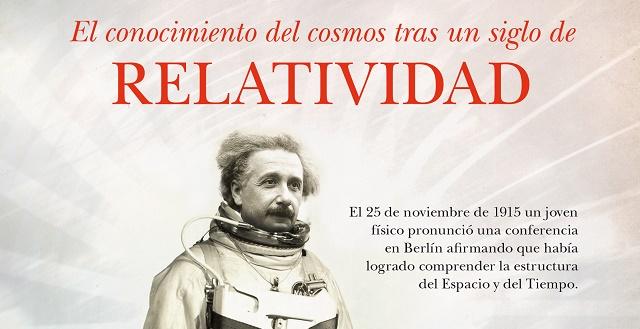"""""""El día que descubrimos el universo"""" con su autor Jorge Bolívar"""
