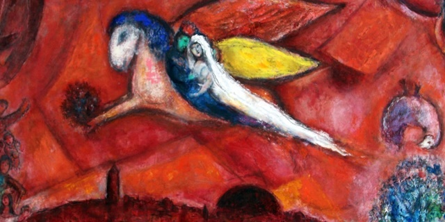 """Chagall, divino y humano"" con Alicia Perris"