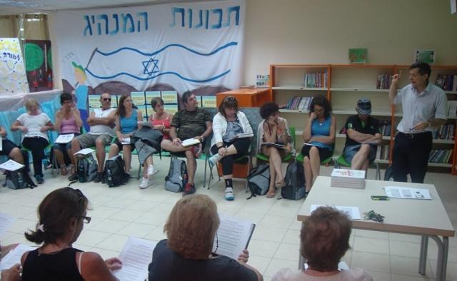 Líderes con espíritu generoso, con Eliezer Winograd