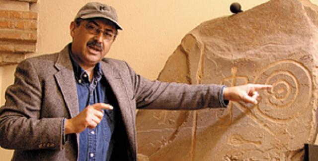 Dr. Richard Freund, Archaeologist