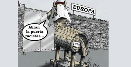 yihadista refugiado