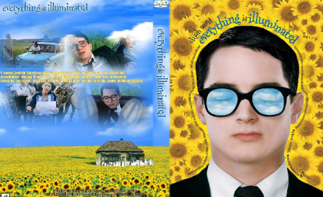 """Todo está iluminado (Everything is illuminated)"" (2005), de Liev Schreiber (EE.UU.)"