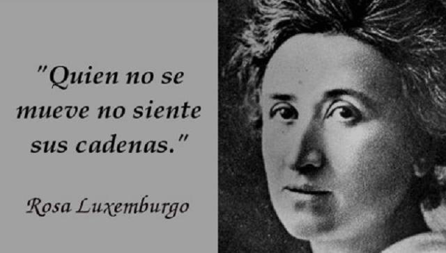 A 100 años del asesinato de Rosa Luxemburgo, con Ángel Luis Encinas Moral