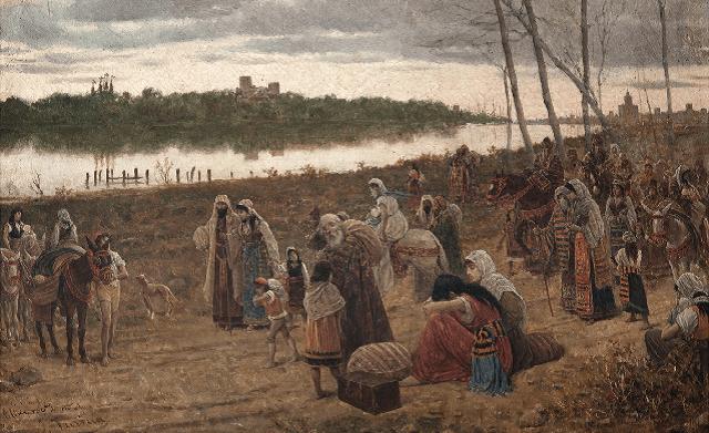 Sefarad: exilio y clandestinidad (2ª parte): los sufrimientos de la Expulsión