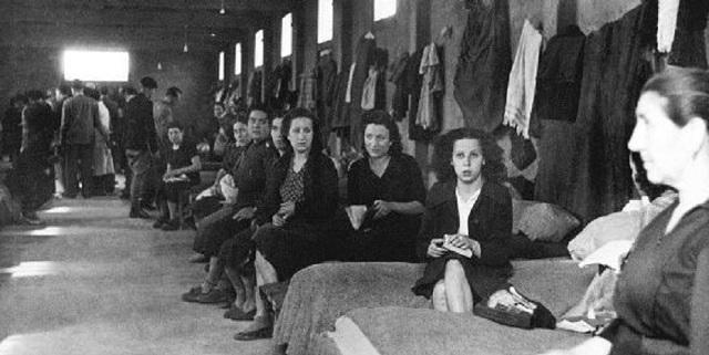 """El curso de la FUNED """"La vida tras la liberación de los campos de exterminio"""", con Graciela Kohan"""