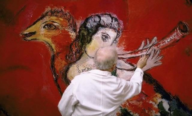 Dos nuevas exposiciones de Marc Chagall