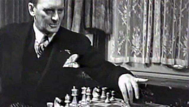 Alexander Alekhine (2ª parte): el antisemita colaboracionista