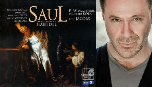 """""""Saúl"""", de Haendel"""