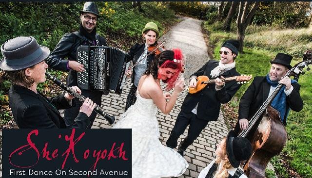 De la Second Avenue a los Balcanes con los británicos She'Koyokh