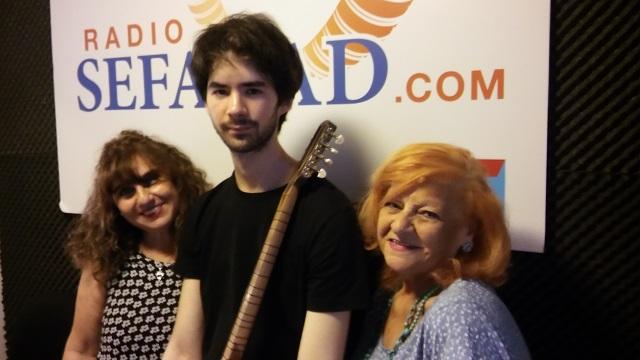 Recital poético sefardí en el IV Día Internacional del Ladino en Madrid