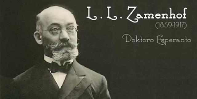 L.L. Zamenhof and Esperanto, with Alejandro Pareja