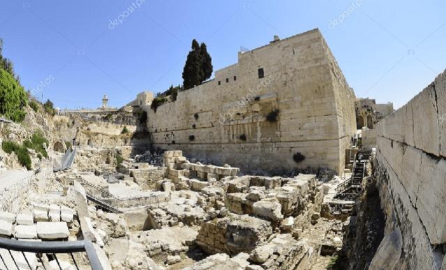 Jerusalén eterna(-mente disputada)