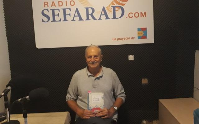 """""""El diario de Raquel"""", con su autor Paco Climent"""